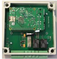 Hardware Digiovi-sercoin alarmas